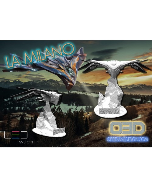 LA MILANO - 3D Printable Model