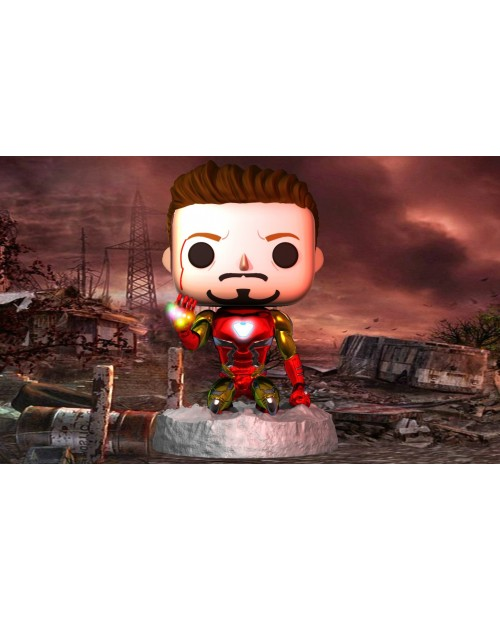IronMan End Game LED FUNkO pOP
